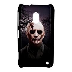 Zombie Nokia Lumia 620 by Valentinaart