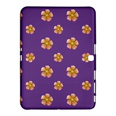 Ditsy Floral Pattern Design Samsung Galaxy Tab 4 (10 1 ) Hardshell Case  by dflcprints