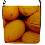 Melons from the supermarket bag - Removable Flap Cover (S)