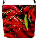 Peppers bag - Flap Closure Messenger Bag (S)