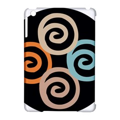 Abroad Spines Circle Apple Ipad Mini Hardshell Case (compatible With Smart Cover) by Mariart