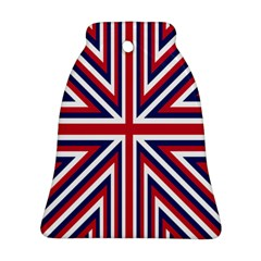 Alternatively Mega British America Bell Ornament (two Sides) by Mariart