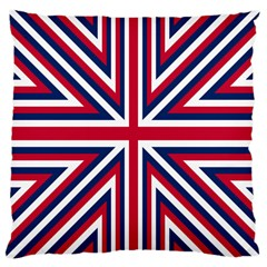 Alternatively Mega British America Large Cushion Case (two Sides) by Mariart