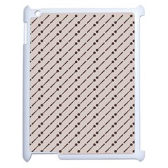 Batik Java Culture Traditional Apple Ipad 2 Case (white) by Mariart