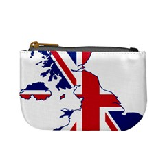 Britain Flag England Nations Mini Coin Purses by Mariart
