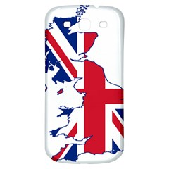 Britain Flag England Nations Samsung Galaxy S3 S Iii Classic Hardshell Back Case by Mariart