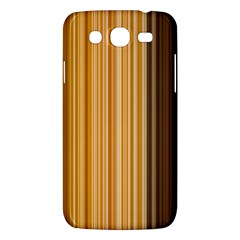 Brown Verticals Lines Stripes Colorful Samsung Galaxy Mega 5 8 I9152 Hardshell Case  by Mariart