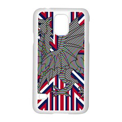 Alternatively Mega British America Dragon Illustration Samsung Galaxy S5 Case (white) by Mariart