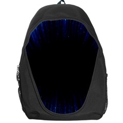 Colorful Light Ray Border Animation Loop Blue Motion Background Space Backpack Bag by Mariart