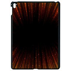 Colorful Light Ray Border Animation Loop Orange Motion Background Space Apple Ipad Pro 9 7   Black Seamless Case by Mariart