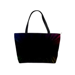 Colorful Light Ray Border Animation Loop Rainbow Motion Background Space Shoulder Handbags by Mariart