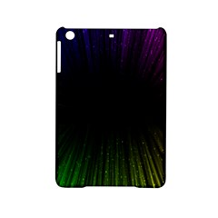 Colorful Light Ray Border Animation Loop Rainbow Motion Background Space Ipad Mini 2 Hardshell Cases by Mariart