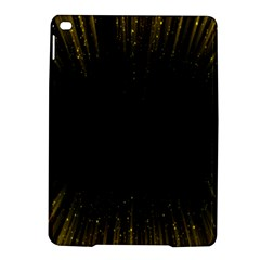 Colorful Light Ray Border Animation Loop Yellow Ipad Air 2 Hardshell Cases by Mariart