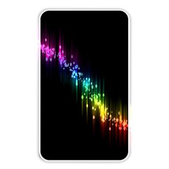 Illustration Light Space Rainbow Memory Card Reader by Mariart