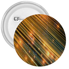 Golden Blue Lines Sparkling Wild Animation Background Space 3  Buttons by Mariart