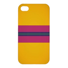 Layer Retro Colorful Transition Pack Alpha Channel Motion Line Apple Iphone 4/4s Hardshell Case by Mariart