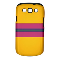 Layer Retro Colorful Transition Pack Alpha Channel Motion Line Samsung Galaxy S Iii Classic Hardshell Case (pc+silicone) by Mariart