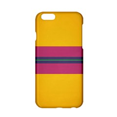 Layer Retro Colorful Transition Pack Alpha Channel Motion Line Apple Iphone 6/6s Hardshell Case by Mariart