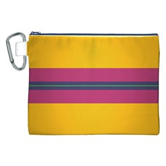 Layer Retro Colorful Transition Pack Alpha Channel Motion Line Canvas Cosmetic Bag (xxl) by Mariart