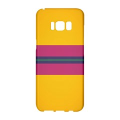 Layer Retro Colorful Transition Pack Alpha Channel Motion Line Samsung Galaxy S8 Hardshell Case  by Mariart