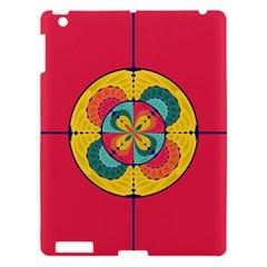 Color Scope Apple Ipad 3/4 Hardshell Case by linceazul