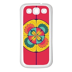 Color Scope Samsung Galaxy S3 Back Case (white) by linceazul