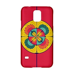 Color Scope Samsung Galaxy S5 Hardshell Case  by linceazul