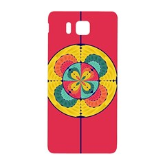 Color Scope Samsung Galaxy Alpha Hardshell Back Case by linceazul
