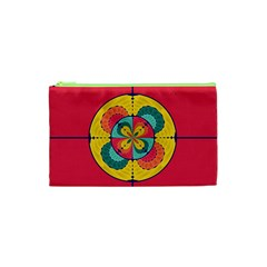 Color Scope Cosmetic Bag (xs) by linceazul