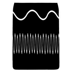 Style Line Amount Wave Chevron Flap Covers (s)  by Mariart