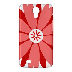 Sunflower Flower Floral Red Samsung Galaxy Mega 6 3  I9200 Hardshell Case by Mariart