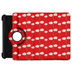 Sunflower Red Star Beauty Flower Floral Kindle Fire Hd 7  by Mariart