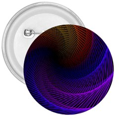 Striped Abstract Wave Background Structural Colorful Texture Line Light Wave Waves Chevron 3  Buttons by Mariart