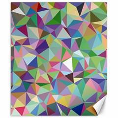 Mosaic Pattern 5 Canvas 20  X 24   by tarastyle