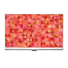 Mosaic Pattern 6 Business Card Holders by tarastyle