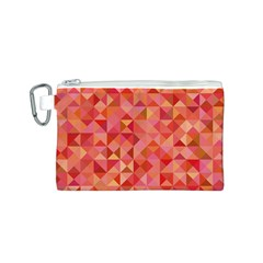 Mosaic Pattern 6 Canvas Cosmetic Bag (s) by tarastyle