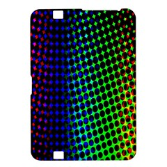 Digitally Created Halftone Dots Abstract Background Design Kindle Fire Hd 8 9  by Nexatart