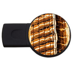 Abstract Architecture Background Usb Flash Drive Round (2 Gb) by Nexatart
