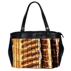Abstract Architecture Background Office Handbags (2 Sides)  by Nexatart