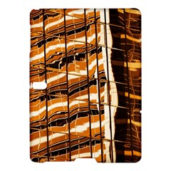 Abstract Architecture Background Samsung Galaxy Tab S (10 5 ) Hardshell Case  by Nexatart
