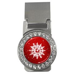 Background Christmas Star Money Clips (cz)  by Nexatart