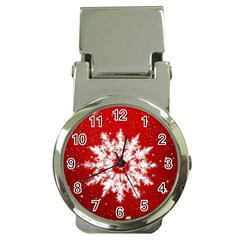 Background Christmas Star Money Clip Watches by Nexatart