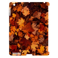 Fall Foliage Autumn Leaves October Apple Ipad 3/4 Hardshell Case (compatible With Smart Cover) by Nexatart
