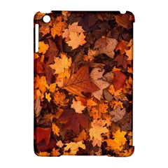 Fall Foliage Autumn Leaves October Apple Ipad Mini Hardshell Case (compatible With Smart Cover) by Nexatart