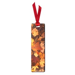 Fall Foliage Autumn Leaves October Small Book Marks by Nexatart