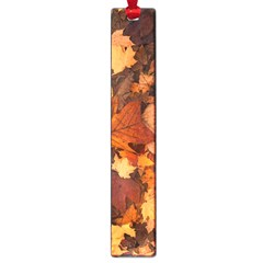 Fall Foliage Autumn Leaves October Large Book Marks by Nexatart