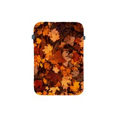 Fall Foliage Autumn Leaves October Apple Ipad Mini Protective Soft Cases by Nexatart
