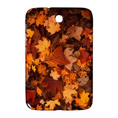 Fall Foliage Autumn Leaves October Samsung Galaxy Note 8 0 N5100 Hardshell Case  by Nexatart