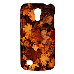 Fall Foliage Autumn Leaves October Galaxy S4 Mini by Nexatart