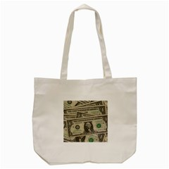 Dollar Currency Money Us Dollar Tote Bag (cream) by Nexatart